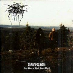 NWOBHM (New Wave of Black Heavy Metal) (EP) - Darkthrone