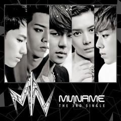 Myname 3rd Single Album - MYNAME