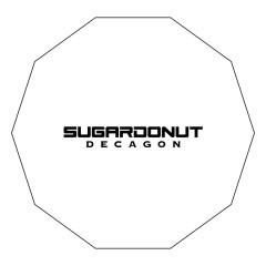 Decagon - Sugar Donut