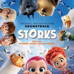 Storks OST - Jeff Danna & Mychael Danna