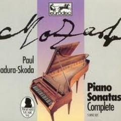 Mozart: Complete Piano Sonatas CD1 - Paul Badura-Skoda