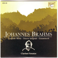 Johannes Brahms Edition: Complete Works (CD13)