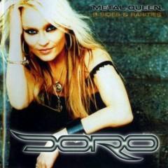 Doro Metal Queen (CD4) - Warlock