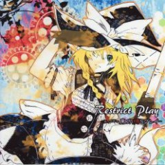 Restrict Play -東方縛りプレイ-  - CrossGear