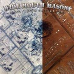 Shot Down Satellites - Wide Mouth Mason