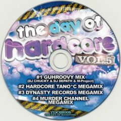 THE DAY OF HARDCORE VOL.5