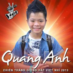 Những Bài Hát Hay Nhất Của Quang Anh - Nguyễn Quang Anh