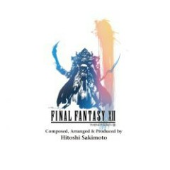 FINAL FANTASY XII Original Soundtrack CD3