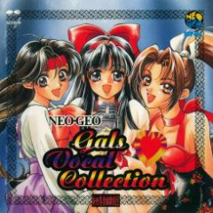 NEO-GEO Gals Vocal Collection