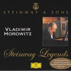 Steinway Legends Vol 8 - Vladimir Horowitz II