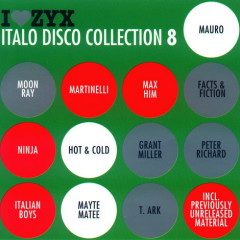 I Love ZYX Italo Disco Collection 8 cd2