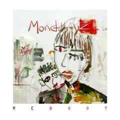 Reboot (Mini Album) - Monday Kiz