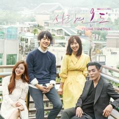 Temperature Of Love OST (CD2)