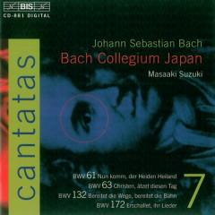 Bach - Cantatas Vol 7 CD2