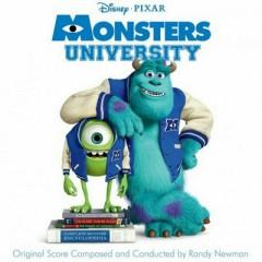 Monsters University OST - Randy Newman
