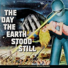 The Day The Earth Stood Still (Score) (P.1)