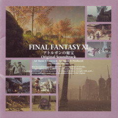 Final Fantasy XI  Treasures of Aht Urhgan OST - Naoshi Mizuta