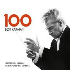 Best Karajan 100 CD5 - Karajan In The Theatre  No.1