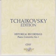 Tchaikovsky Edition CD 57