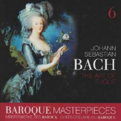 Baroque Masterpieces CD 6 - Bach The Art Of Fugue (No. 1)