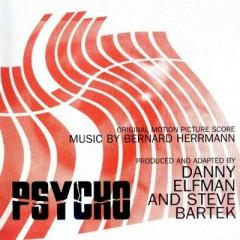 Psycho OST (Pt.1) - Bernard Herrmann,Danny Elfman,Steve Bartek