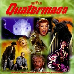 Quatermass And The Pit OST (CD2) - Tristram Cary,James Bernard