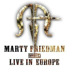 Exhibit A, Live in Europe By massacration (Disc 1) - Marty Friedman