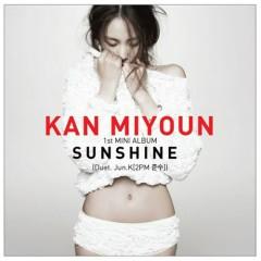 Sunshine - Kan Mi-Youn