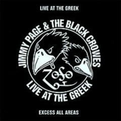 Live At The Greek (CD1) - The Black Crowes,Jimmy Page