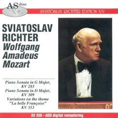 Mozart  - Sviatoslav Richter