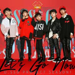 Let's Go Now (Single)