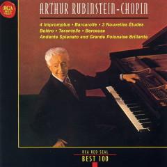 Chopin 4 Impromptus,Barcarolle,Berceuse,Andante Spianato And Grande Polonaise