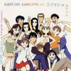 Kareshi Kanojyo no Jijyo ♥ Act 2.0