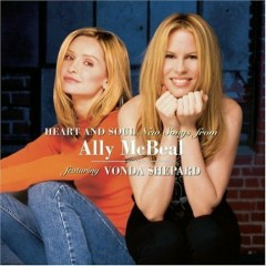 Heart And Soul New Songs From Ally Mcbeal OST - Vonda Shepard