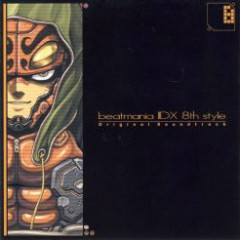 beatmania IIDX 8th style Original Soundtracks CD1