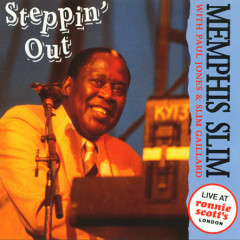 Steppin' Out - Live at Ronnie Scott's