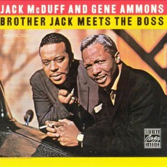 Brother Jack Meets The Boss (Russian print) - Gene Ammons