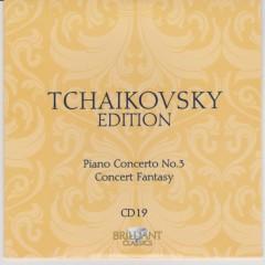 Tchaikovsky Edition CD 19