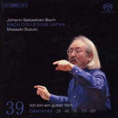 Bach - Cantatas Vol 39 CD1