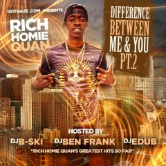 Difference Between Me & You II (CD1)