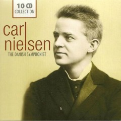 Carl Nielsen - The Danish Symphonist (CD4)