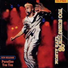 YOO SEUNG JUN 98 LIVE ALBUM CD4