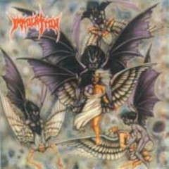 Stepping On Angels... Before Dawn (Demos) - Immolation