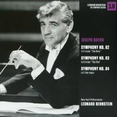 Franz Joseph Haydn – Symphonies No 82, No 83 & No 84