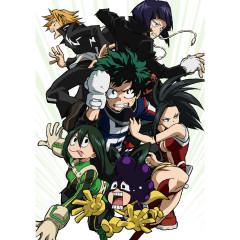 Boku no Hero Academia Drama CD 4