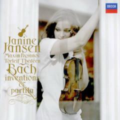 Bach - Inventions & Partita CD2 - Janine Jansen