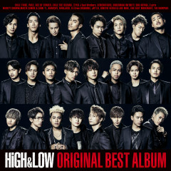 HiGH & LOW ORIGINAL BEST ALBUM CD2