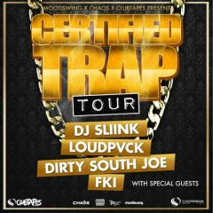 Certified Trap Tour (CD1)