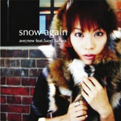 snow again - ave;new,Saori Sakura