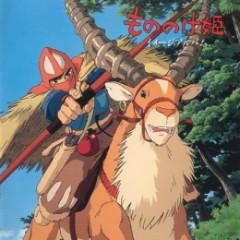 Mononoke Hime (Image Album)  - Joe Hisaishi